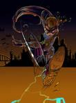 batgirl - colors by TheGreyNinja