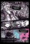 TheGreyNinja vs TheSilverSlash pg1 (KICKSTARTER!!) by TheGreyNinja