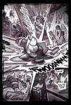 TheGreyNinja vs TheSilverSlash pg3 (KICKSTARTER!!) by TheGreyNinja