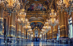 Opera de Paris by IsacGoulart