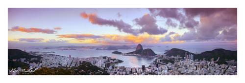 Cidade Maravilhosa by IsacGoulart
