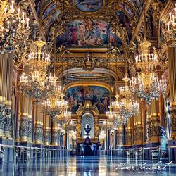 Opera de Paris II by IsacGoulart