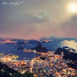 Rio by Moonlight II by IsacGoulart