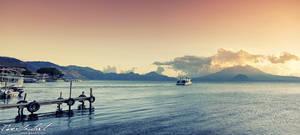 Lake Atitlan by IsacGoulart