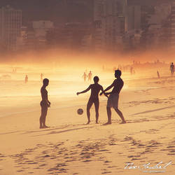 Summer Days II by IsacGoulart