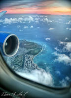 Window Seat to Hawaii by IsacGoulart