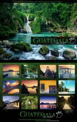 Guatemala 2013 Calendar by IsacGoulart