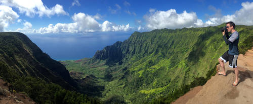 Kauai, Hawaii by IsacGoulart