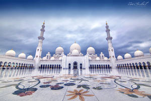 Sheikh Zayed Grand Mosque by IsacGoulart