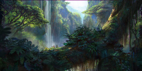 Jungle by JordiGart