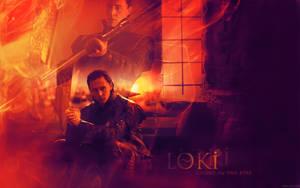 Loki by AnnGeea