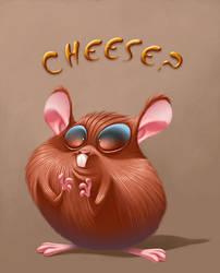 Hamster by NickNP