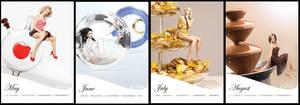 WOrld of Glass Calendar 02 by SOOO