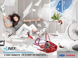 INEX advert by SOOO