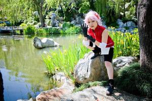 Naruto - TS Sakura Haruno by Miyukiko