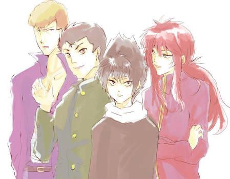 YYH - Remember Us? by Miyukiko