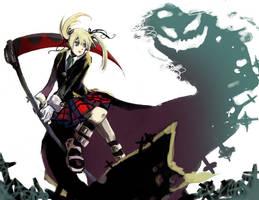 Soul Eater - My Shadow by Miyukiko