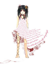 AH - words to flow by Miyukiko