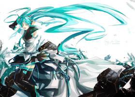 Miku Hatsune - Song for You by Miyukiko
