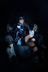 Kuroshitsuji - A bitter black by Miyukiko