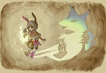 Light Guide by Miyukiko