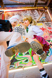Soul Eater - Eat this by Miyukiko