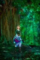 LoZ - Twilight Princess Link by Miyukiko