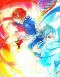 Inazuma 11 - The Birth by Miyukiko
