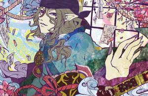 Mononoke by Miyukiko