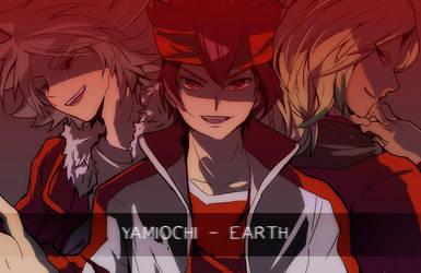 InaGO -The Earth falls to dark by Miyukiko