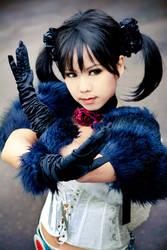 Tekken - Ling Xiaoyu Panda ver by Miyukiko