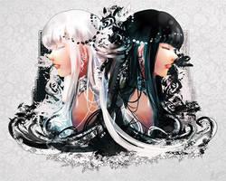 White Black by Miyukiko