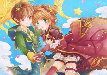 Card Captor Sakura by Miyukiko