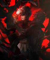 P5 - Fallen prince by Miyukiko