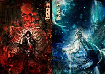 Mo dao zu shi - WWX LWJ by Miyukiko