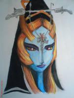 Midna by AnaMurga96