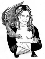 Kitty Pryde commission by stevebryant