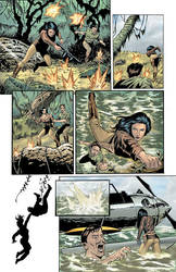 Athena Voltaire color 08 by stevebryant