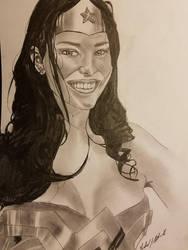 Wonder Woman by Mikeadams78