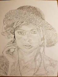 Girl by Mikeadams78
