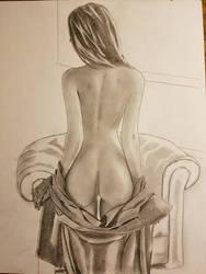 disrobe by Mikeadams78