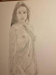 Egypt Girl by Mikeadams78