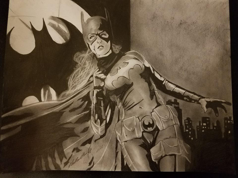 Batgirl by Mikeadams78