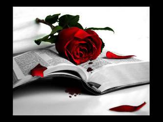 Bleeding Rose by LoneWolf15