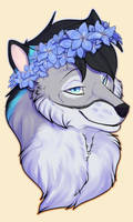 Flower Crown by Whitefeathur