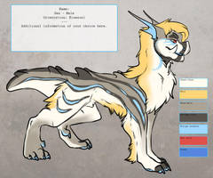 Drakator adopt by Whitefeathur