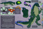 APex Crocodude by Whitefeathur