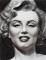 Marilyn by michellebrown