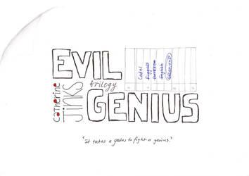 It Takes a Genius to Fight a Genius by Saz4eva