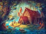 The Forest by ElenaDudnakova